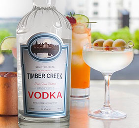 Welcome to Timber Creek Distillery