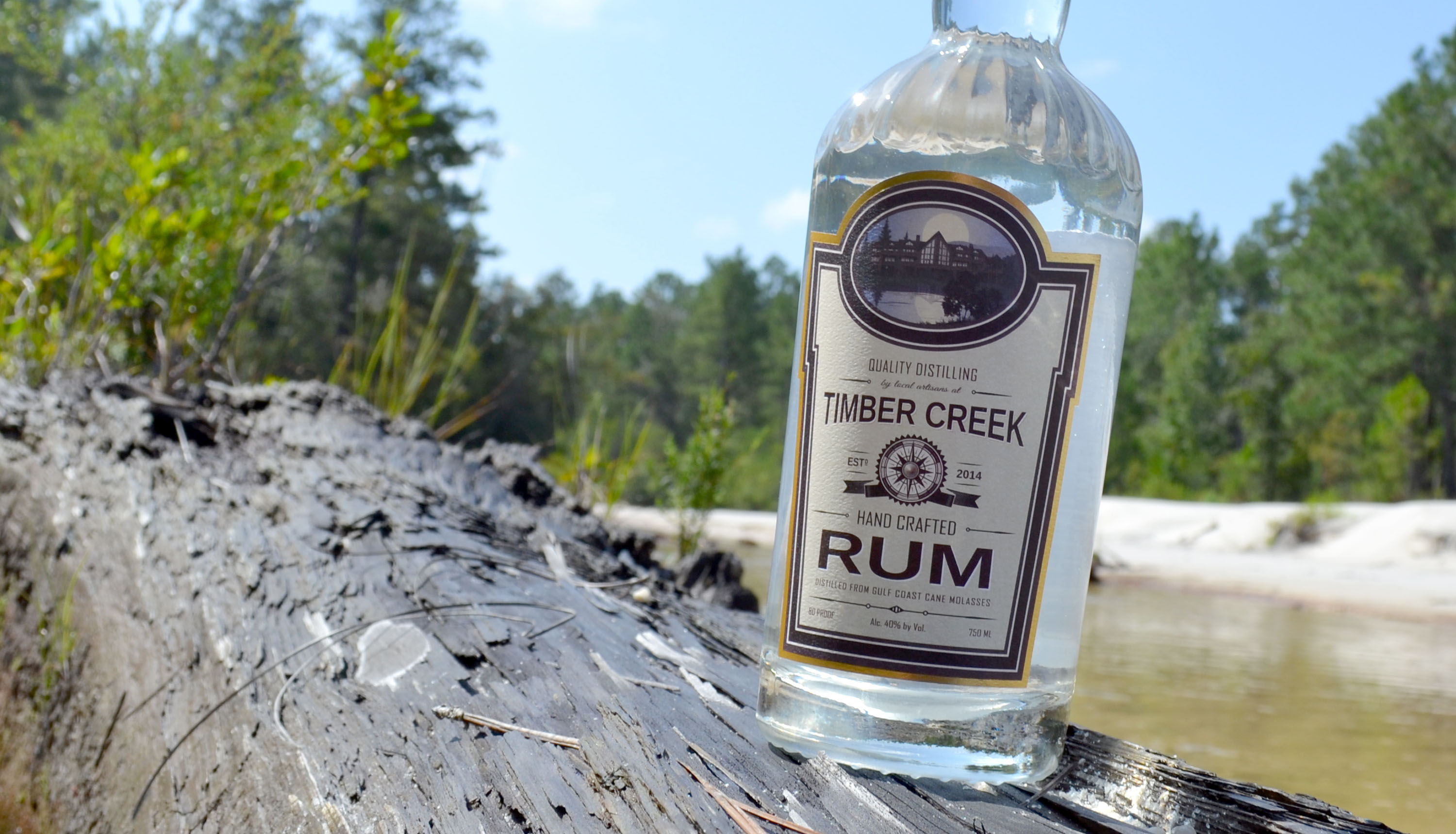 Timber Creek Rum
