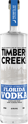 Timber Creek Distillery Vodka