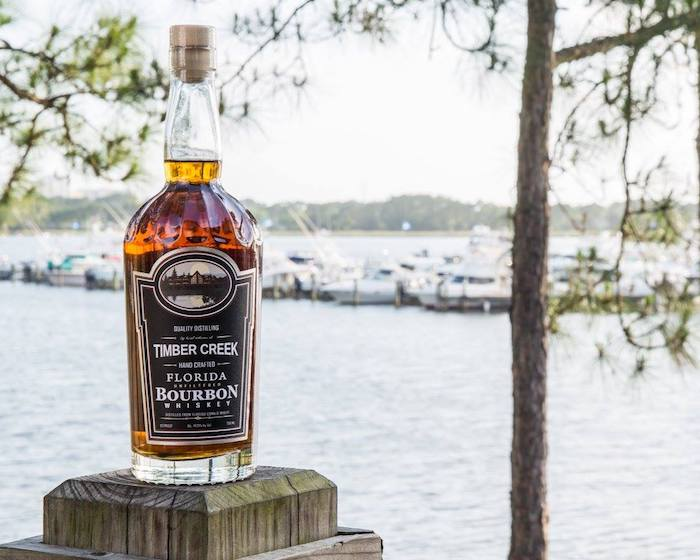 Timber Creek Florida Bourbon