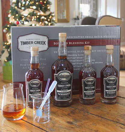 30A Eats and Timber Creek Bourbon Blending Kit Giveaway