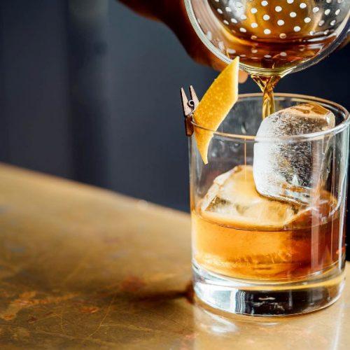 Bourbon Blending