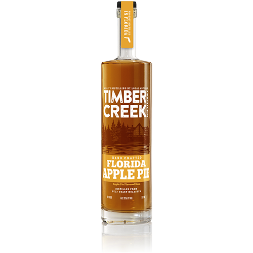 Timber Creek Florida Apple Pie Rum